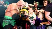 WWE World Tour 2015 - Newcastle 12