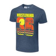 WrestleMania 36 Sunset T-Shirt