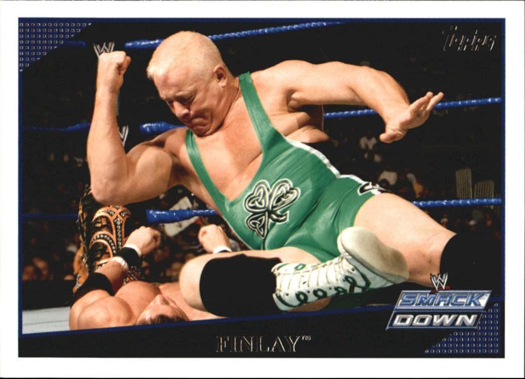 2009 WWE (Topps) Finlay (No.24)
