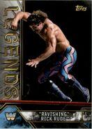 2017 Legends of WWE (Topps) Ravishing Rick Rude 71