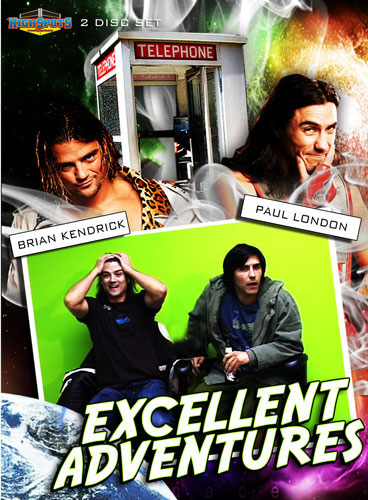 Brian Kendrick & Paul London's Excellent Adventure