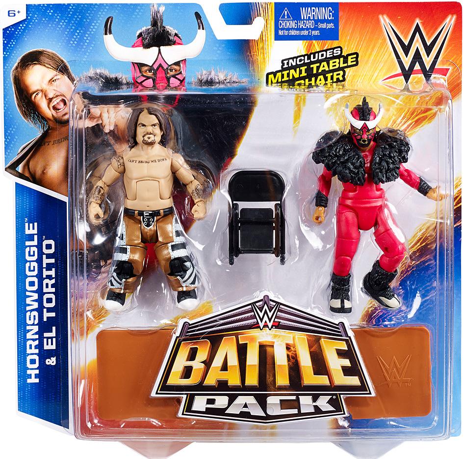 WWE Battle Packs 34