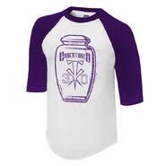 Undertaker 30 Years 3-4 Raglan Sleeve Shirt
