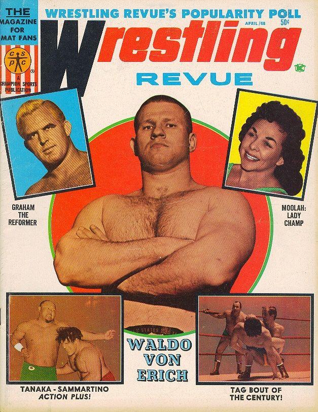 Wrestling Revue - April 1968