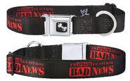 Bad News Barrett -BNB Dog Collar