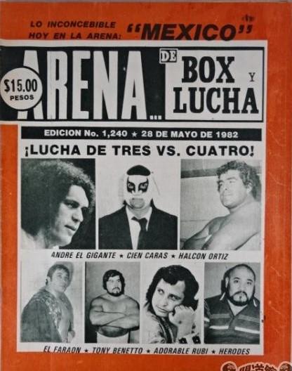 Box y Lucha 1240