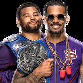 Street Profits SD Tag Team Champs
