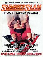 SummerSlam 1993 poster
