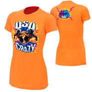 The Usos Uso Crazy Women's T-Shirt