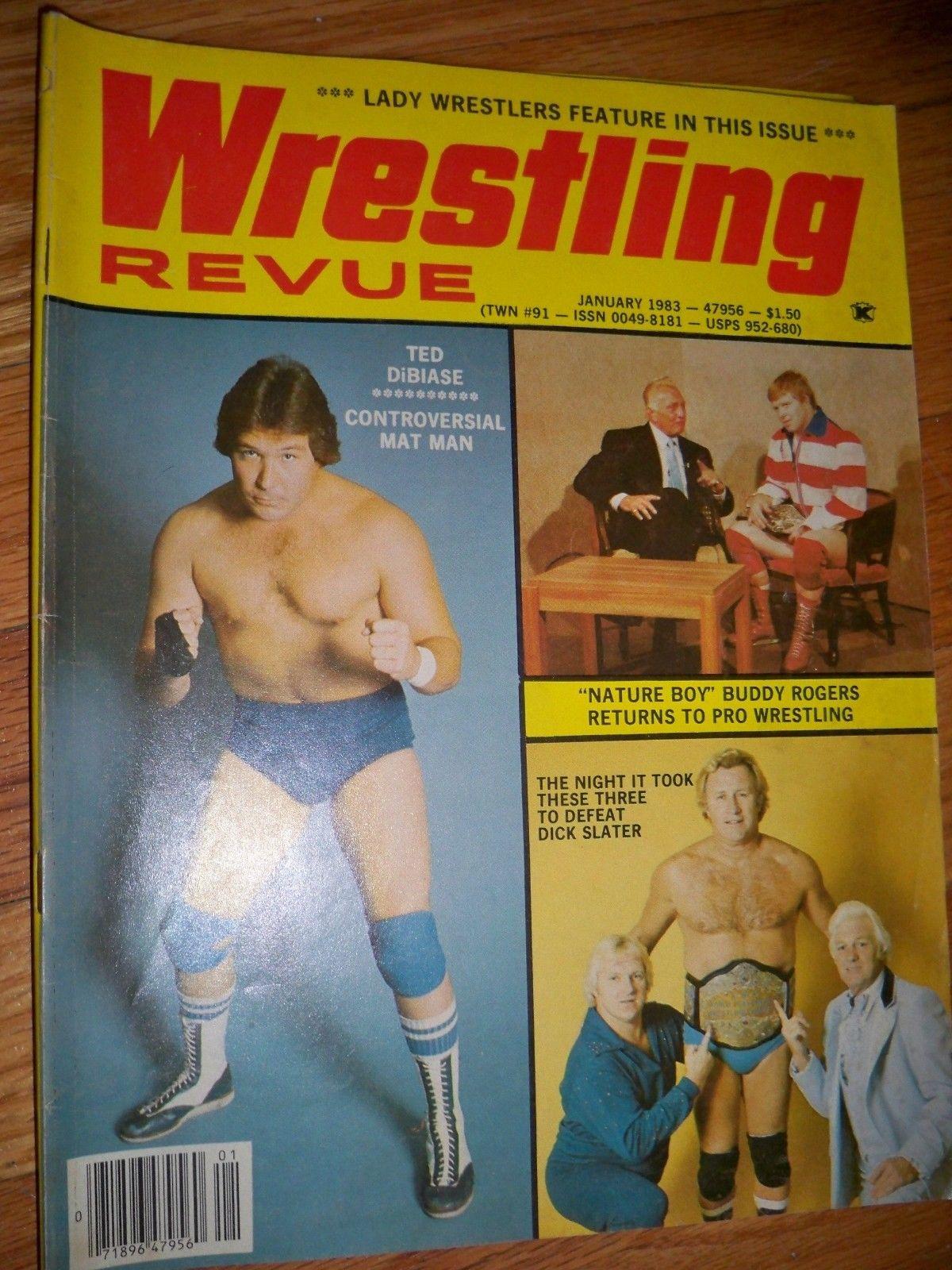Wrestling Revue - January 1983