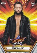 2019 WWE SummerSlam (Topps) Finn Balor 10