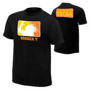 Booker T Sucka T-Shirt