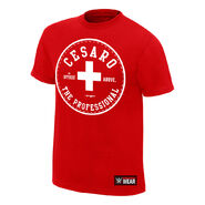Cesaro The Professional Youth Authentic T-Shirt