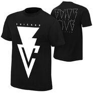 Finn Bálor Bálor Club Chicago Chapter T-Shirt