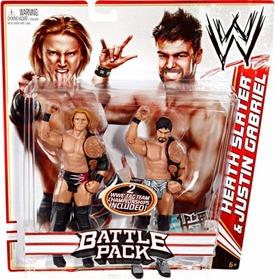 WWE Battle Packs 14