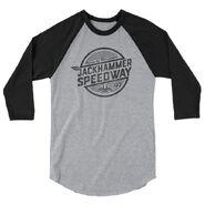 Goldberg Jackhammer Speedway Sleeve Raglan Shirt