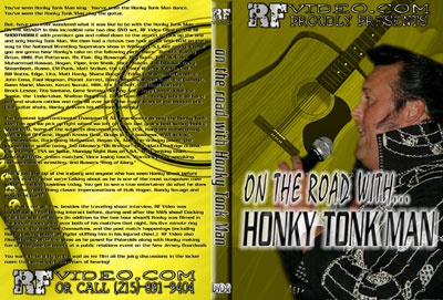 On The Road with Honky Tonk Man