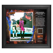 Seth Rollins SummerSlam 2020 15x17 Commemorative Plaque