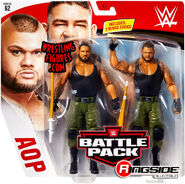 WWE Battle Packs 62 Authors of Pain