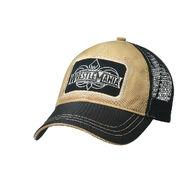 WrestleMania 34 Black & Gold Trucker Hat