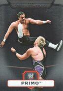 2010 WWE Platinum Trading Cards Primo 111
