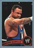 2011 WWE (Topps) Santino Marella 68