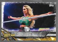 2017 WWE Road to WrestleMania Trading Cards (Topps) Charlotte 26