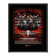 Authors of Pain NXT TakeOver San Antonio 10 x 13 Commemorative Photo Plaque