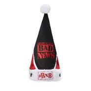 Bad News Barrett BNB Santa Hat