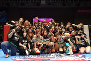 Ice Ribbon & Actwres girl'Z Joint Show 32