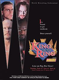 King of the Ring 1997