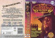 Survivor Series 1994 DVD