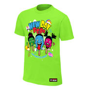 The New Day New Day Pops Authentic T-Shirt