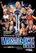 WM 19 poster