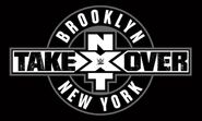WWE NXT Takeover Brooklyn Logo