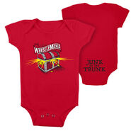 WrestleMania 36 Junk in the Trunk Baby Creeper