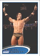 2012 WWE (Topps) Wade Barrett 44