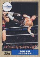 2017 WWE Heritage Wrestling Cards (Topps) Dolph Ziggler 48