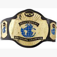 WCW Classic World Championship Replica Title Belt