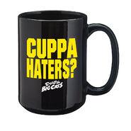 Enzo & Big Cass Cuppa Haters 15 oz Mug