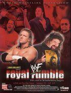 Royal Rumble 2000 Poster