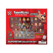WWE TeenyMates Superstar Collector Set