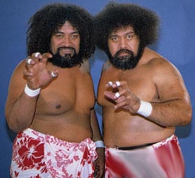 Wild Samoans | Pro Wrestling | Fandom
