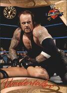 2004 WWE Divas 2005 (Fleer) Undertaker 73