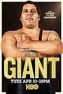 André the Giant (HBO)