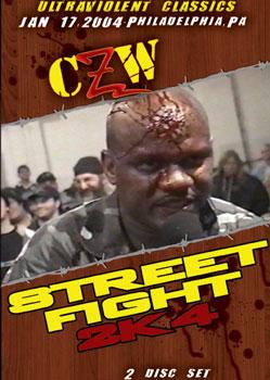 CZW Street Fight 2K4