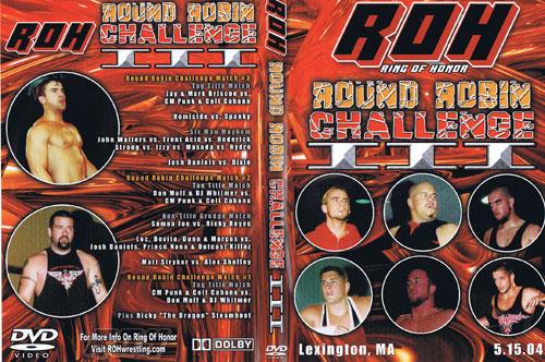 ROH Round Robin Challenge III