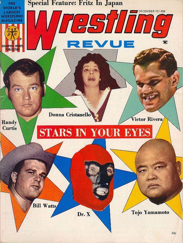 Wrestling Revue - December 1970