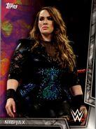 2018 WWE Women's Division (Topps) Nia Jax 22