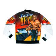 Eddie Guerrero Latino Heat Retro Fanimation Chalk Line Jacket